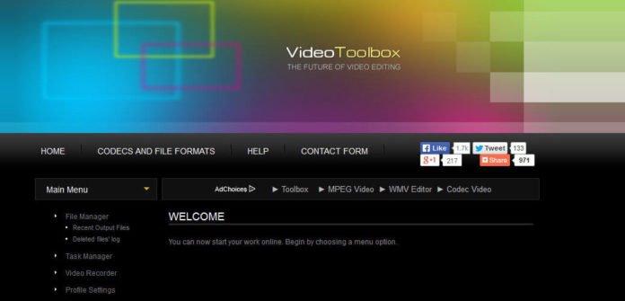 Как онлайн обрезать видео