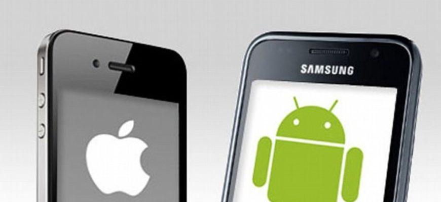 5 причин сменить свой Android на iPhone